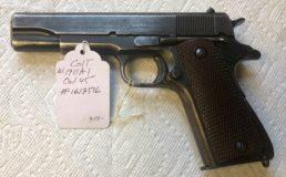 Colt 1911A1 Cal. 45ACP